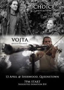 Vojta & Choice poster